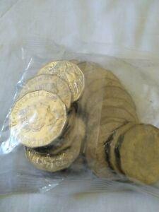2020 COA 50c Jody Clark JC 1 bag 20 coins  UNC 50 cent