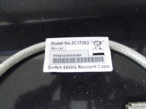3Com® Switch 5500G-EI Resilient 1.2m Stacking Cable 3C17263