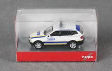 HERPA 093330 H0 1:87 BMW X3 THW Hattingen, OVP - NEUWARE, superdetailliert!