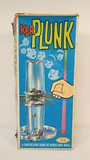 Vintage 1970 KerPlunk Kids and Family Game Made by Ideal from 1960's