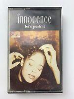 Innocence Let's Push It (Cassette)