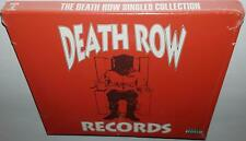 VA 15 YEARS ON DEATH ROW VOL 2 THE SINGLES COLLECTION NEW SEALED 2CD SET REMIXES