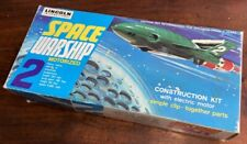 LINCOLN INTERNATIONAL Space Warship THUNDERBIRD 2 Motorized kit. BOXED. Rare.