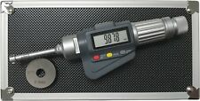 "3-Point Internal Micrometer Hole Bore Gauge Gage, 0.315-0.4"" /  0.00005""/0.001mm"