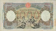 """1000 lire 23/08/1943  """" Repubbliche Marinare """""""