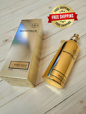 Montale Pure Gold by Montale, 3.4 oz EDP FREE SHIPP New Sealed Authentic Sale