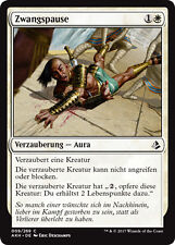 4x Zwangspause (Compulsory Rest) Amonkhet Magic