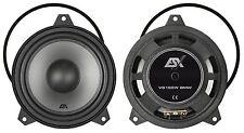 ESX VS-165W BMW Kickbass Lautsprecher Vordertüren BMW 3er E46 Ersatz Bass