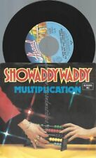 """7""""  Showaddywaddy – Multiplication  // PROMO COVER"""
