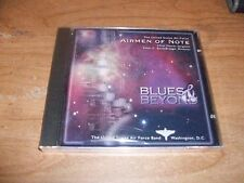 Blues & Beyond: Airman of Note The United States Air Force Band Music CD NEW