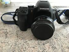Samsung NX nx30 20.3mp Fotocamera Digitale-Nero (Kit con solo chassis obiettivo)