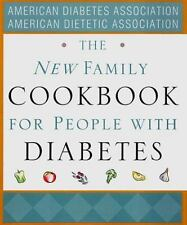 The New Family Cookbook for People with Diabetes  (NoDust)