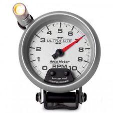 "Auto Meter 4990 3-3/4"" Ultra-Lite II Pedestal Tachometer Gauge, 0-10,000 RPM"