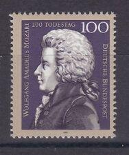 Postfrische Briefmarken aus Deutschland (ab 1945) mit Musik-Motiv