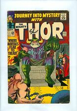 Journey Into Mystery #122 VG+ Kirby Wood Colletta Thor Loki Absorbing Man