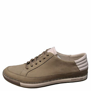 Kenneth Cole Brand Stand Light Grey Men's Casual Sneakers KMS6NU004