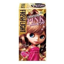 FRESH LIGHT Japan Blythe Bubble Hair CHAMPAGNE PINK Color DYING KIT
