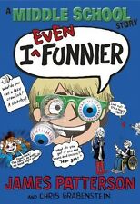 I Even Funnier: A Middle School Story: (I Funny 2)-ExLibrary