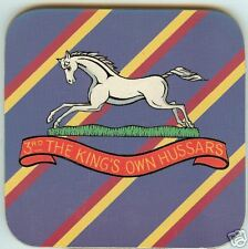Coaster Army 3rd. Kings Own Hussars