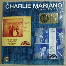 LP Charlie Mariano Boston All Stars  Limited Edition Fantasy 1990 NM