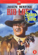 RIO LOBO - JOHN WAYNE - SEALED DVD