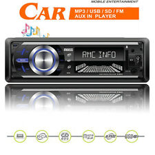 Moss Car Stereo with mp3 wma playback RDS Radio USB  SD Card MP3 Ipod Aux in