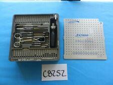 Osteomed Surgical Orthopedic Extremifix Instrument Set W/ Case