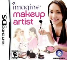 Imagine: Makeup Artist - Nintendo DS Game - Game Only