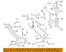 TOYOTA OEM Rear Suspension-Rr Lateral Arm Washer 9020114017