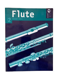 AMEB Flute Second Grade - Series 2 - very good condition