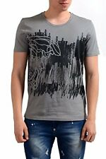 Versace Collection New Men's Medusa Print S/S Crew Neck T-Shirt XLarge NWT $250