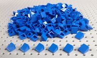 Lego Blue 1x1 2/3 Slope Brick Cheese Wedge (54200) x20 in a set *BRAND NEW*