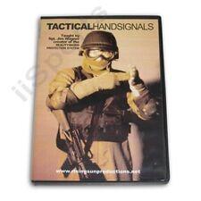 Swat Spec Ops Tactical Hand Signals Training Dvd Jim Wagner law enforcement cop