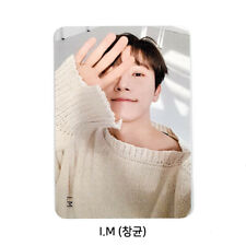 MONSTA X - 2nd Album Take.2 'We Are Here' Official Photocard - I.M #07