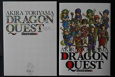 Japan 30th Anniversary Akira Toriyama Dragon Quest Illustrations
