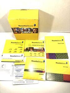 Rosetta Stone Spanish (Latin America) Level 1 Homeschool Audio & Software Learn