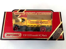 Matchbox Models of Yesteryear Y30 Model AC Mack Consolidated