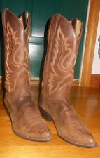 Justin L4966 western boots - Women's sz 8 C - Leather - Excellent condition