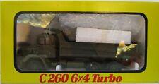 LBS 1/43 - Renault C260 6X4 benne Marrel militaire 2 - Rare
