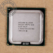 Intel Core 2 Quad Q9500 - 2.83 GHz (AT80580PJ073JL) LGA 775 SLGZ4 CPU 1333 MHz
