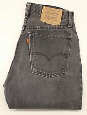 Levi's 615 Mens Charcoal  Straight  Jeans  W31 L28  (34324)