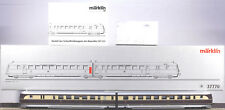 Märklin HO #37770 DRG Class SVT137 Diesel Railcar Train, EX/BX 2004 & 2005 Only