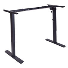 Electric Stand Up Desk Frame w/Single Motor Height Adjustable Standing Base New