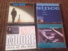 Gary Moore - 4 CD Singles