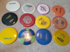 Lot of 12 Mostly Brand New Innova Disc Golf Discs