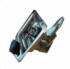 Tool Box Lock Rv Door  T-handle Latch with Two Keys Stainless Steel Polished