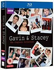 Gavin and Stacey Series 1 to 3 Complete Collection Plus Xmas UK BLURAY