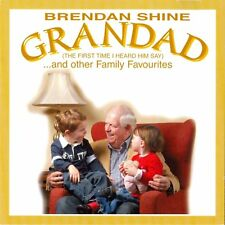 Brendan Shine - Grandad & Other Family Favourites (2018 RE-RELEASE) | NEW CD