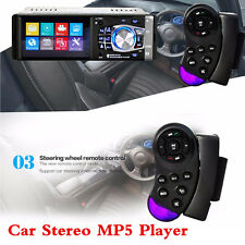 "4.1"" Bluetooth In Dash Car HD Stereo Audio MP3 MP5 Player USB/AUX FM Radio 1DIN"