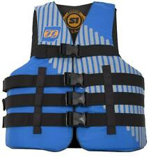 Jet Pilot S1 Nylon CGA Wakeboard Vest Mens